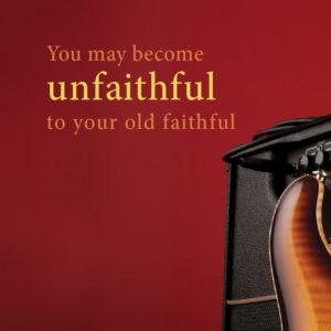 Unfaithful ad